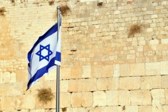 Israel en klaagmuur