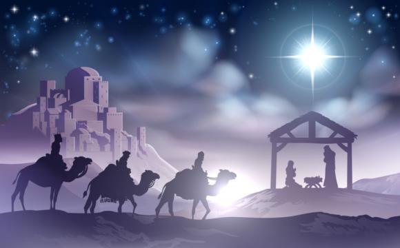 Jezus' geboorte lage resolutie