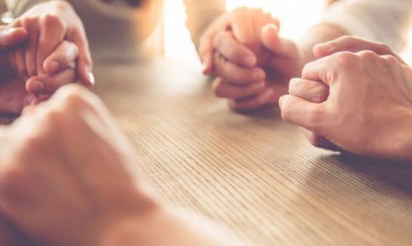 Samen in gebed